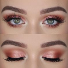 """History of eye makeup """"Eye care"""", in other words, """"eye make-up"""" has long been an Bridal Makeup Looks, Wedding Hair And Makeup, Pretty Makeup, Awesome Makeup, Bird Makeup, Eye Makeup, Makeup Trends, Makeup Inspo, Makeup Inspiration"""