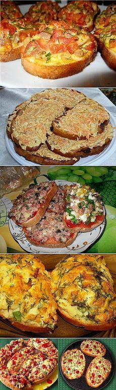 Любителям бутербродов посвящается !!! | Готовим вместе