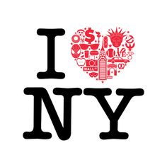 NY als Premium Poster von Chris Wharton Cultural Capital, Love Posters, I Love Ny, Typography Quotes, Deco, Statue Of Liberty, How To Draw Hands, Lettering, Art Prints