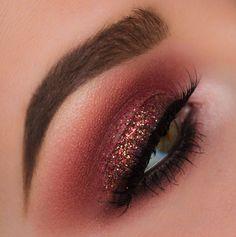 Burgundy Red Smokey Eye Makeup Tutorial | Makeup Geek