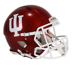 free shipping 6ce0b cd5ef Indiana Revolution Speed Helmet by Riddell,  299.00 Football And Basketball,  Big Ten Football,