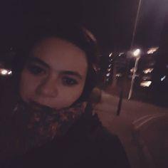Best koud buiten #omw #avondvergadering