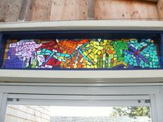 Stained Glass Mosaic Window | Bari Patch