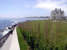 Cliff Walk - Newport