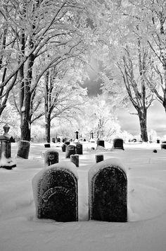 sadness and snow