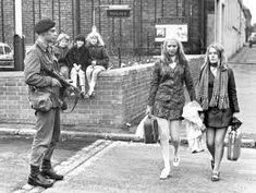 Northern Ireland Troubles, Time In Ireland, Northern Island, British Armed Forces, Michael Collins, Armed Conflict, Black White, Lest We Forget, British Army