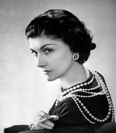 """Coco, Gabrielle Bonheur Chanel (1883–1971) was a French fashion designer, founder of the Chanel brand and credited for liberating women from the """"corseted silhouette"""""""