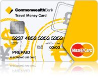 using pre paid travel money cards - Visa Money Card