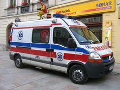 Poland. Ambulance ★。☆。JpM ENTERTAINMENT ☆。★。