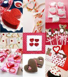 Bird's Party Blog: DIY Valentine's Inspiration
