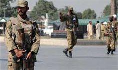 पाकिस्तान की सेना ने तालिबान आतंकवादियों के साथ घमासान लड़ाई के बाद खैबर एजेन्सी