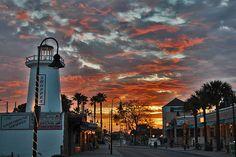 Tarpon Springs Sunset...Gorgeous!