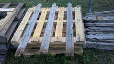Re-purposing pallets
