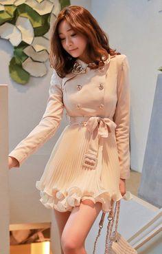 Lovely trench coat ♥