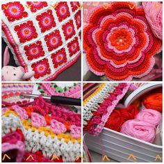 Kleurrijk haken Jip by Jan Colorful crochet