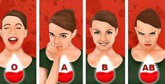 A Női Temperamentumot Így Befolyásolja A Vércsoport! – Funland Blood Groups, You Funny, Abs, Medical, Blood Types, Life, Medical Doctor, 6 Pack Abs, Medicine