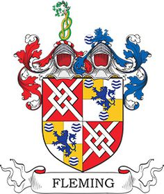 Fleming Coat of Arms
