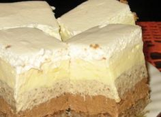 Fun Cooking, Vanilla Cake, Cheesecake, Deserts, Dessert Recipes, Food And Drink, Ice Cream, Diet, Cakes