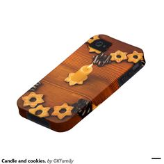 Candle and cookies. vibe iPhone 4 cases