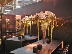 Lounge moderno arranjos estruturados