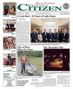 December 2017 Gwinnett Citizen: Snellville, Lawrenceville, Grayson, Lilburn, Loganville