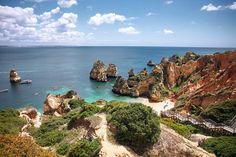 'Praia do Camilo', Portugal, Algarve, Lagos, Praia do Camilo  By Chris Ford @chrisfordphotos