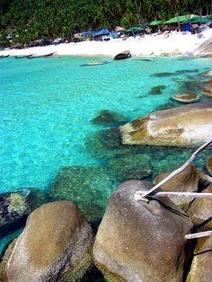 Yaad yuan -Thailand beach