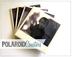 Amazing Mold Putty: DIY Polaroid Coasters {EASY PEASY}... by DeeDee Catron
