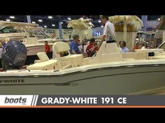 2015 Grady White 191 CE: First Look Video