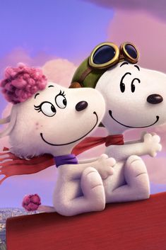 Meet Fifi, The Dog Of Snoopy's Dreams, In 'The Peanuts Movie'                                                                                                                                                      More