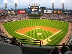 Chicago White Sox Stadium... #Soldier #Field