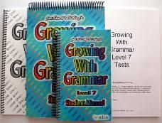 Growing With Grammar - Level 7
