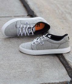 6f376cb9663 DC Shoes Anvil Tx Shoe - Men s Shoes in Black White White
