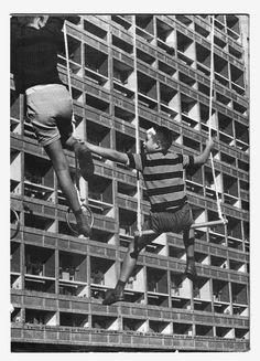 L'unité d'habitation Le Corbusier à Nantes-Rezé, 1953,  Textes et documents pour la classe, n°159, 1976