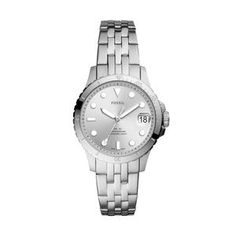 Fossil Watches, Rolex Watches, Emporio Armani, Accessories, Products, Stainless Steel Case, Crystals Minerals, Bracelet, Crates