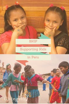 Get involved and help economically-disadvantaged children in Peru to realize their right to an education. SKIP is a non-profit organization promoting quality education and fostering the capacity of children and families to be the principal agents of change in their own lives.