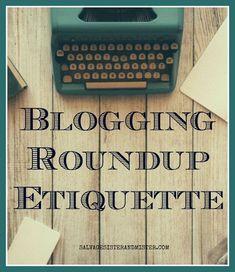 Blogging Roundup Eti