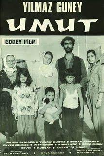 Umutafis - Umut (film, 1970) - VikipediUmut, senaristliğini, yönetmenliğini, yapımcılığını ve başrol oyunculuğunu Yılmaz Güney'in yaptığı filmdir. Filmin oyuncu kadrosunda ayrıca Tuncel Kurtiz, Osman Alyanak ve Enver Dönmez yer almaktadır.