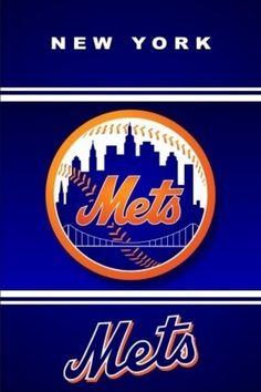 New York Mets Busch Stadium Saint Louis, MO Baseball First, Mets Baseball, Baseball Boys, Baseball Jerseys, Football, Mlb Team Logos, Mlb Teams, Sports Teams, Ny Mets