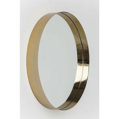 Огледало Luna Gold Ш61 cm - KARE.BG - Дизайнерски мебели, осветление и аксесоари за дома и офиса.