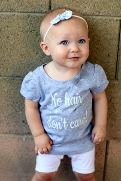 no hair little girl sparkle tee by MayberryMarketTees on Etsy