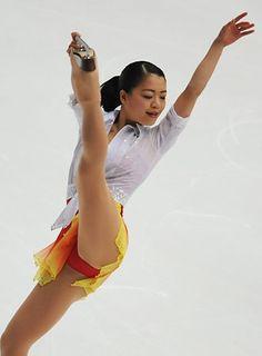 AKIKO SUZUKI 2009 COR Figure skating by tanya77761, via Flickr