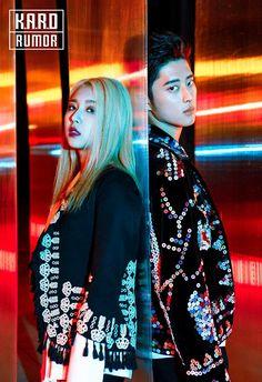 kard rumor teaser image, kard kpop profile, kard kpop member, kard kpop couple, kard 2017 comeback,kard rumor mv, kard rumor dance