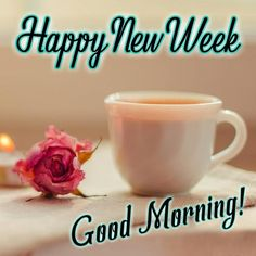 Happy New Week, Good Morning, Tableware, Buen Dia, Dinnerware, Bonjour, Tablewares, Dishes, Place Settings