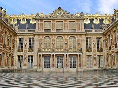 Palacio de Versalles, Francia.