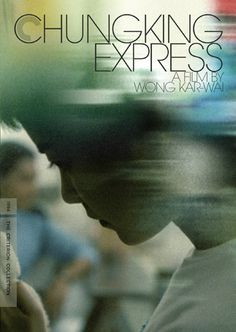 Chungking Express, one of my most favourite Asian films