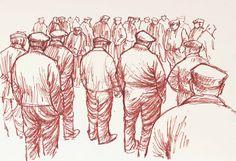 'Farm sale' by Aneurin Jones
