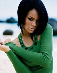 "Singer Rihanna. Essence Magazine 2007. Photoshoot in Barbados. ""I may be dumb, but I'm not stupid."""