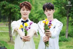 Moonbin and Eunwoo - ASTRO