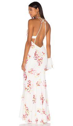Shop for JARLO Ismay Dress in Print at REVOLVE. Plus Size Bridesmaid, Bridesmaid Dresses, Floral Bridesmaids, Backless Long Dress, Fashion Marketing, Men Style Tips, Australian Fashion, Maternity Fashion, Maternity Styles